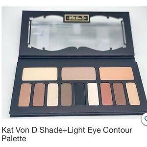 KVD Eye Contouring Palette NWT
